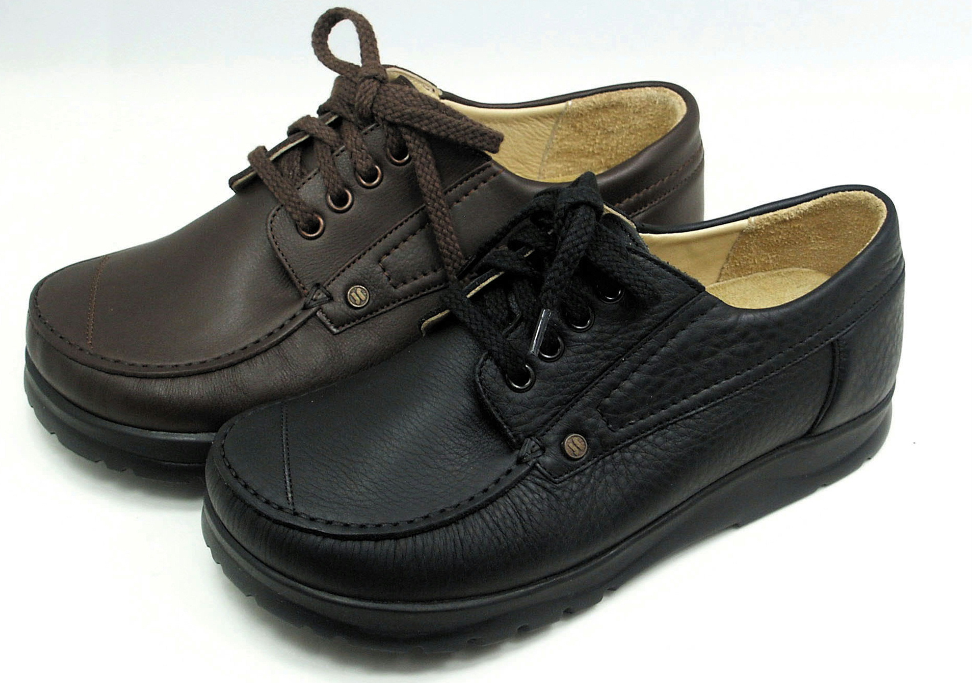 1258 Black / Brown