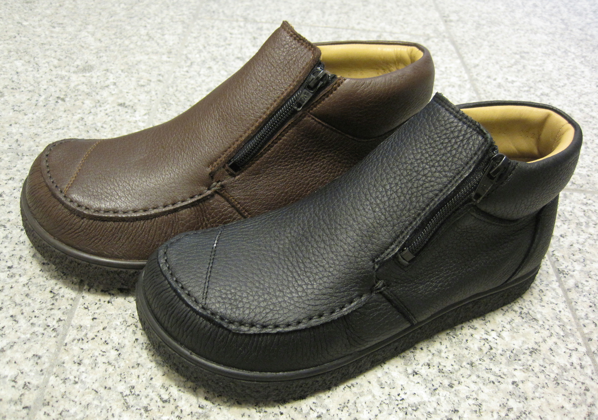 1290 Black / Brown
